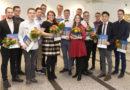 BASF übernimmt zehn Jungfacharbeiter, ab September 50 neue Ausbildungsplätze