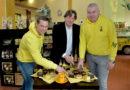 Senftenberger Likörmanufaktur scharfesGelb kooperiert mit Bäckereikette Sternenbäck