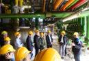 Deutschlandstipendiaten erhalten Einblicke in die Aktivitäten der BASF Schwarzheide