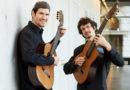 Gitarrenduo GUANDUO bringt brasilianisches Flair ins Kulturhaus der BASF Schwarzheide
