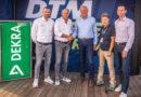 Vertrag verlängert: DEKRA und DTM setzen Partnerschaft fort