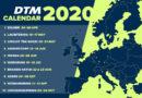 DTM 2020: mehr Veranstaltungen, mehr europäische Länder, Lausitzring im Mai