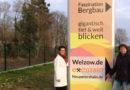 Erlebnis Bergbau – Optische Hinweise an den Bundesstraßen B169 und B156