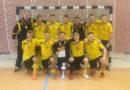 Hallenkreismeisterschaft im Futsal – Knappen-Nachwuchs räumt ab