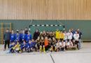 Briesker D-Junioren am Ende der Futsal-Saison spitze