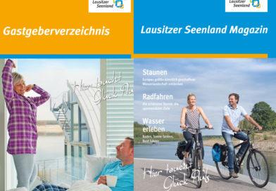 Brandneue Urlaubstipps für das Lausitzer Seenland