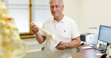 Senftenberger Klinik als Wirbelsäulenspezialzentrum zertifiziert