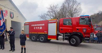 Freiwilligen Feuerwehr Brieske erweitert sich