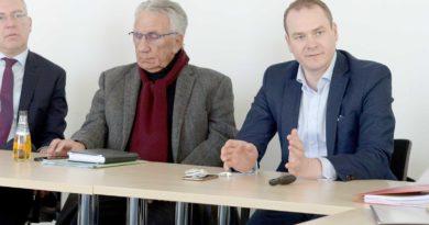 Landkreis und Klinikum stellen wichtige Weichen für die Zukunft