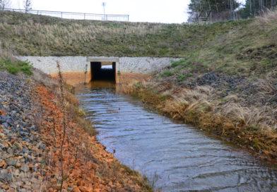 Neißewasser für den Sedlitzer See