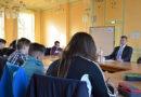 Schüler bekommen Einblicke in die Berufswelt der Kreisverwaltung