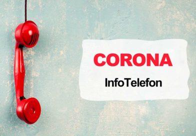 Bürgertelefon zum Coronavirus jetzt bis 19.00 Uhr – Neue E-Mail für schriftliche Anfragen