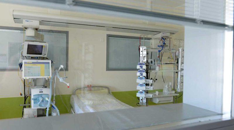Klinikum Niederlausitz plant bis zu 40 Beatmungsplätze