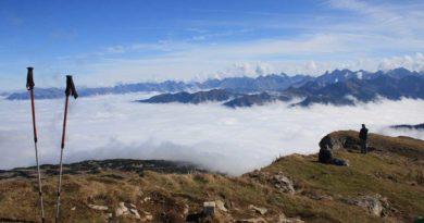 Aktivurlaub für Einsteiger:  Mit Nordic Walking die heimischen Regionen erkunden