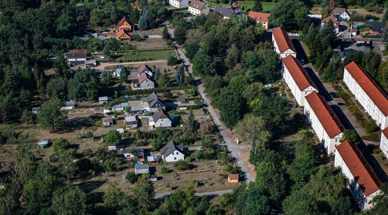Gefährdungssituation für die Eigentümer und Bewohner des Pappelweges in Lauchhammer bekannt gegeben