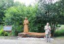 Denkmal für Wasserbaumeister Johannes Müller in Grünewalde  eingeweiht