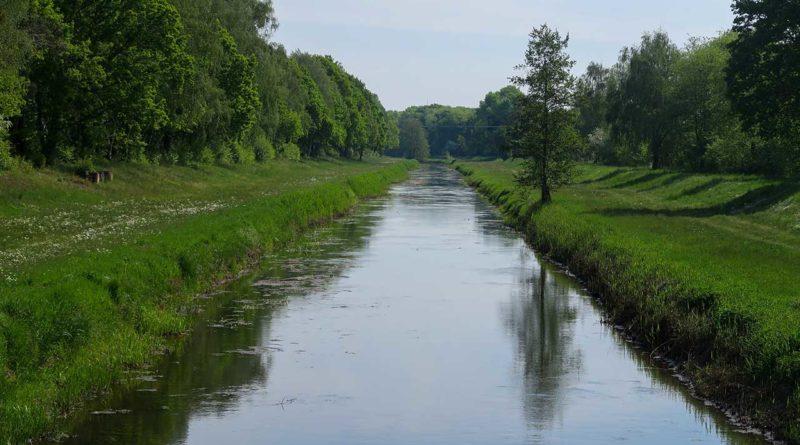 Die Niederschläge helfen nur punktuell – weiterhin Niedrigwassersituation an Spree und Schwarzer Elster