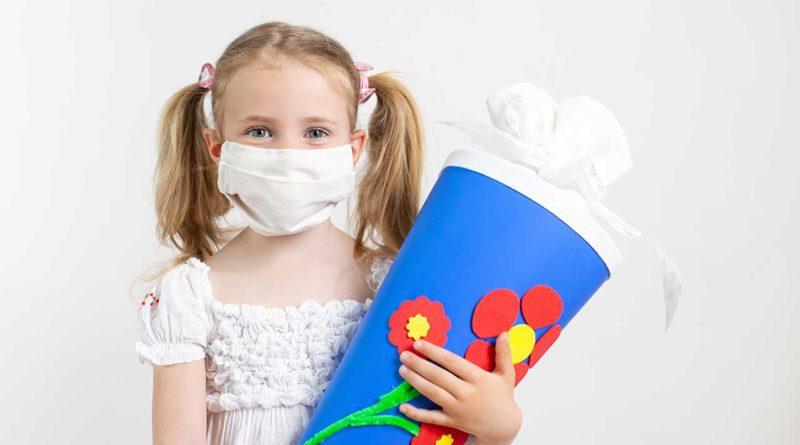 Maskenpflicht in Brandenburgs Schulen vor dem Hintergrund des veränderten Infektionsgeschehens