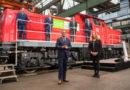 In Cottbus entsteht Europas modernstes Bahnwerk