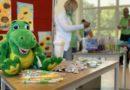 """Grundschule am See und """"Mausini"""" begehen den Tag der Zahngesundheit"""