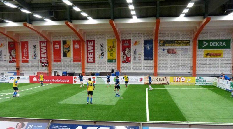 FSV Brieske/Senftenberg sagt Hallenturniere 2021 ab