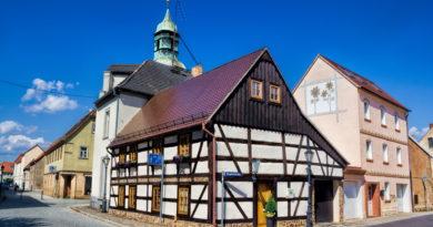 Tourismusverbandbesucht touristische Betriebe in der neuen Mitgliedskommune Ruhland