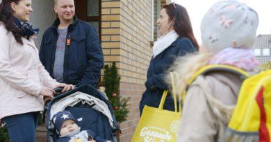 Trotz Corona: Familienpaten weiterhin gefragt