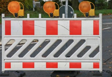 Eil: Vollsperrung der B169 bei Sedlitz am 15. April