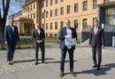 Geschäftsführer-Wechsel am Klinikum Niederlausitz