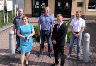 Die Kandidaten zur Bürgermeisterwahl in Lauchhammer stehen fest 🎞️