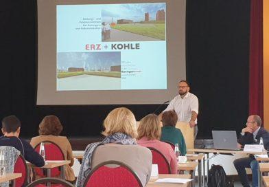 """Lauchhammer präsentiert Projekt """"Bildungs- und Erlebniszentrum ERZ+KOHLE"""""""